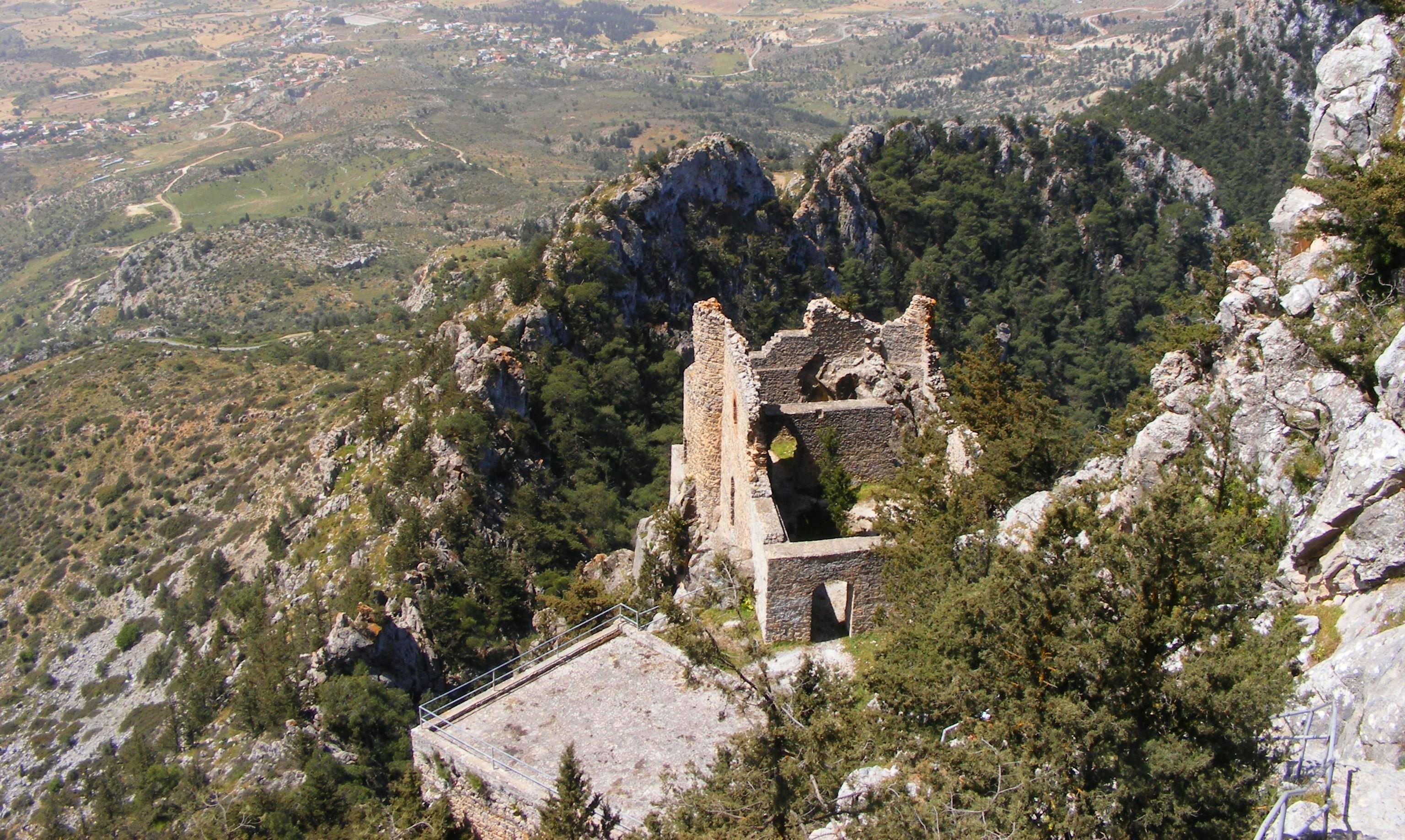 Castle Buffavento