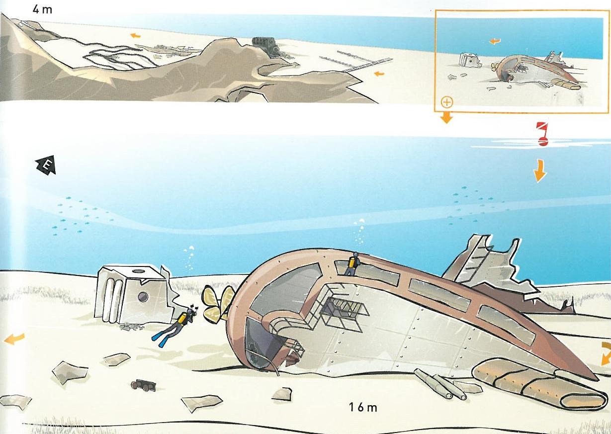 Karpaz Shipwreck