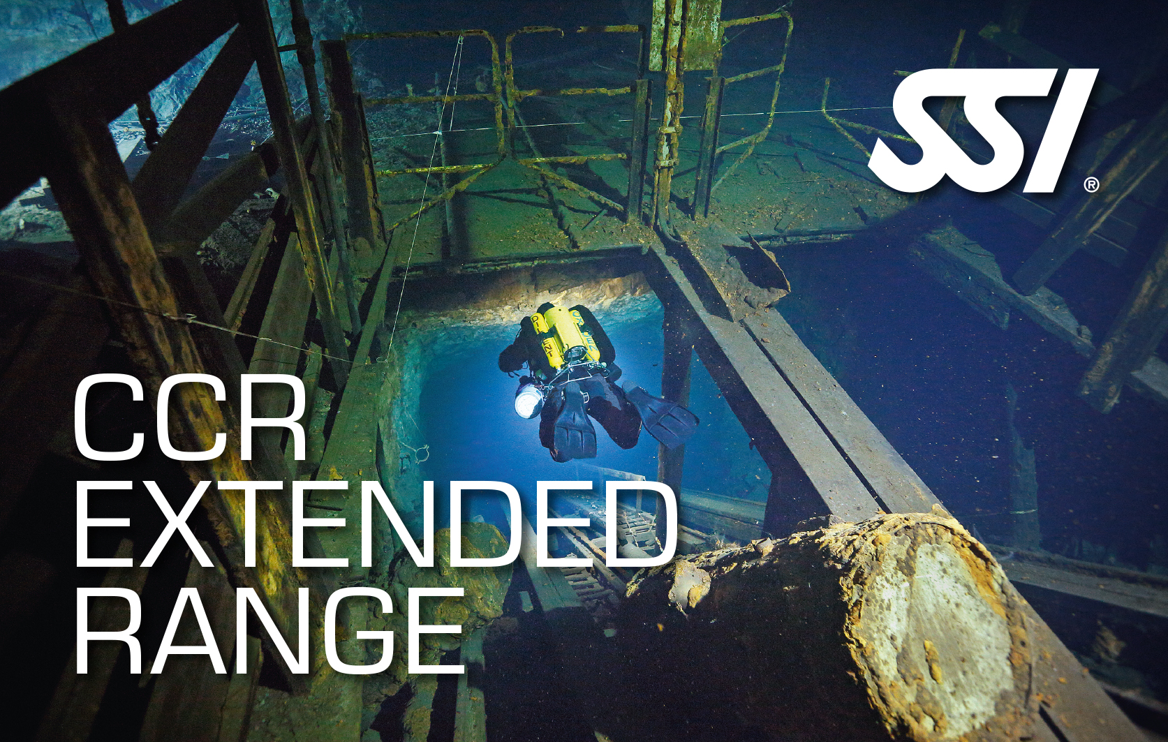 CCR Extended Range Diving