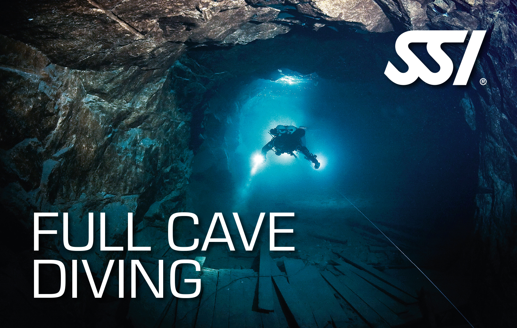 Full Cave Diving Instructor