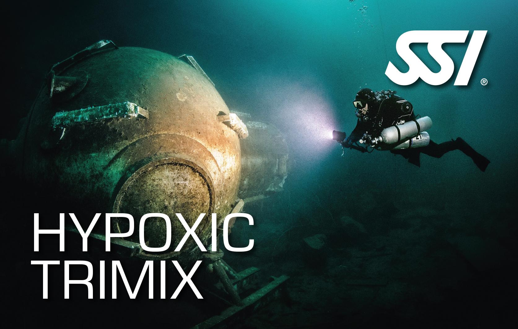 Курс Hypoxic Trimix