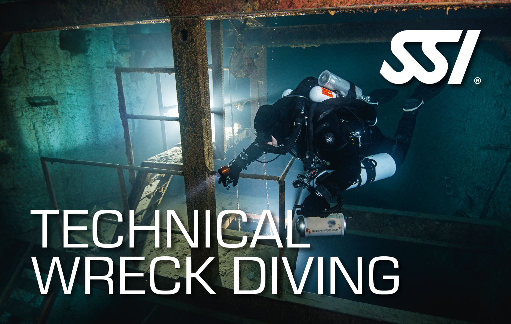 Инструктор Technical Wreck Diving